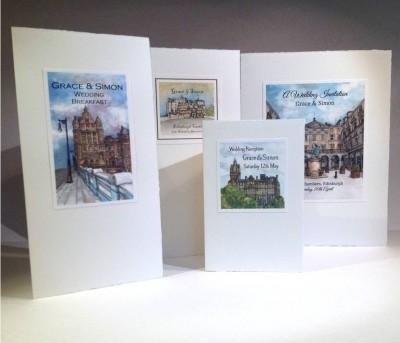 Edinburgh venues collection.